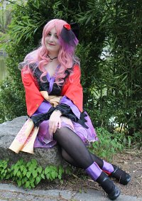 Cosplay-Cover: Megurine Luka