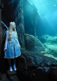 Cosplay-Cover: Krad Lanrete - Auralia Lost in the Sea