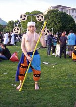 Cosplay-Cover: Enel