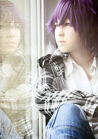 Cosplay-Cover: Natsuno Yuuki [Manga coat ver.]