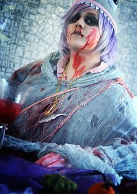 Cosplay-Cover: Dead Fisher(wo)man