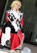 Cosplay-Cover: Kamamoto Rikio [Deadly Sins]