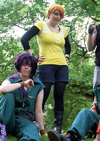 Cosplay-Cover: April O'Neil