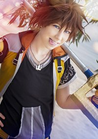 Cosplay-Cover: Sora [Drive Master Form KHII]