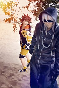 Cosplay-Cover: Riku