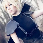 Cosplay: Cloud Strife [Crisis Core Ending Version]