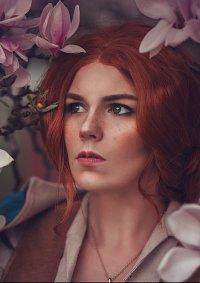 Cosplay-Cover: Triss Merigold of Maribor