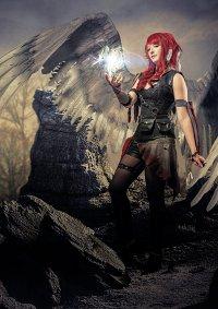 Cosplay-Cover: Fallen Angel (OC)