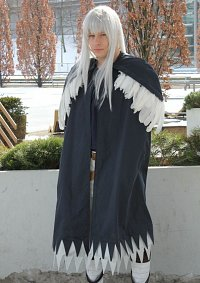 Cosplay-Cover: Silver King Isley