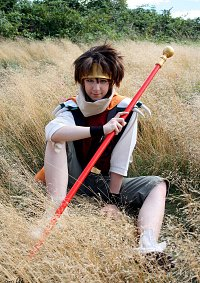 Cosplay-Cover: Son Gokū [Reload]