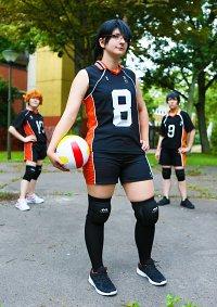 Cosplay-Cover: Kiyoko Shimizu『Yachis Dream』