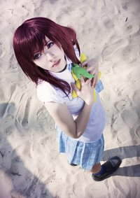 Cosplay-Cover: Kairi (Schuluniform)