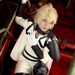 Cosplay: Mikaela Hyakuya [2nd Uniform]