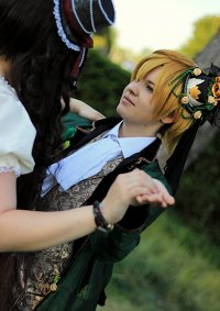 Cosplay-Cover: Oz Vessalius [Green King]