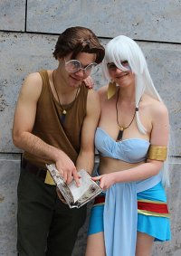 Cosplay-Cover: Milo Thatch