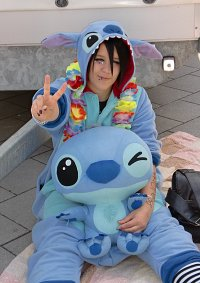 Cosplay-Cover: Stitch