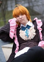 Cosplay-Cover: Ron Weasley (Yuleball)