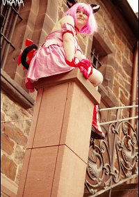 Cosplay-Cover: Mew Ichigo
