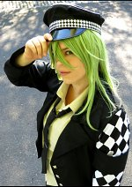 Cosplay-Cover: Ukyo ~「謎に包まれたジョーカー」~