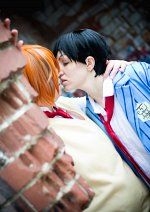 Cosplay-Cover: Shinkai Hayato | 新開隼人 [Schuluniform]