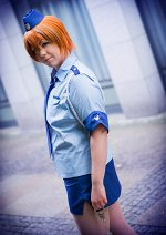 Cosplay-Cover: Shinkai Hayato | 新開隼人 [Halloween/Bunny Police]