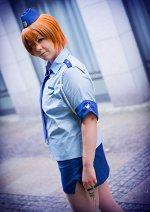 Cosplay-Cover: Shinkai Hayato | 新開隼人 [Halloween/Bunny Police]