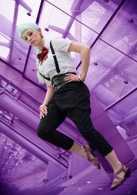 Cosplay-Cover: Nona