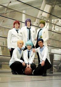Cosplay-Cover: Murasakibara Atsushi [Teiko]