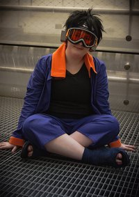Cosplay-Cover: Obito Uchiha [Genin Outfit]