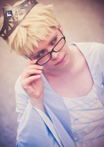 Cosplay-Cover: Tsukishima Kei [Haikyuu!! Quest | Princess Fanart]