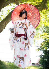 Cosplay-Cover: Shiro ~ nekokimono