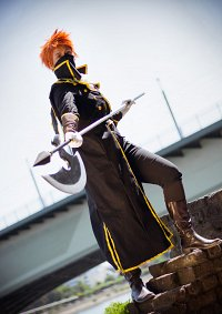 Cosplay-Cover: Goura Hakone