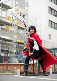 Cosplay-Cover: Ruby Rose (Mistral)