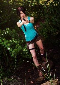 Cosplay-Cover: Lara Croft (Anniversary)