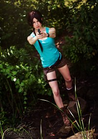Cosplay-Cover: Lara Croft (Anniversary)