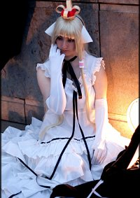 Cosplay-Cover: Chi [white dress Artbook]