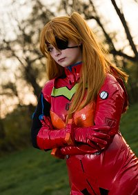 Cosplay-Cover: Asuka - Destroyed Plugsuit