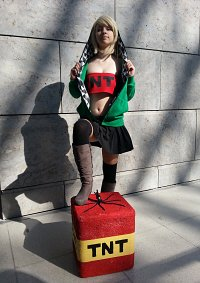 Cosplay-Cover: Creeper Girl [ Minecraft ]