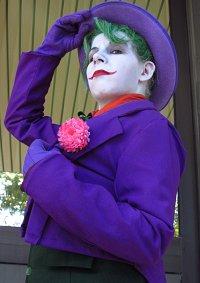 Cosplay-Cover: Joker (Comic)