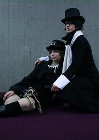 Cosplay-Cover: Takenaga Oda [Halloween]
