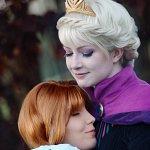 Cosplay: Elsa of Arendell [Coronation]
