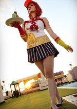 Cosplay-Cover: Maki Nishikino [Café Maid unidolized]