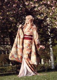 Cosplay-Cover: Sheryl Nome[Kimono]