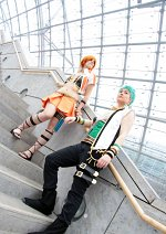 Cosplay-Cover: Nami [Unlimited Adventure]