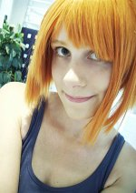 Cosplay-Cover: Nami [Davy Back Fight]