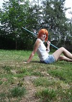 Cosplay-Cover: Nami [Weatheria Version 2]