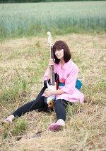 Cosplay-Cover: Yui [Yukata - Bühnenoutfit]