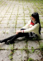 Cosplay-Cover: Homura Akemi [Schuluniform]