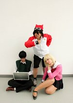 Cosplay-Cover: Himeko [Winterschuluniform]
