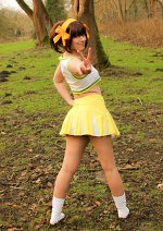 Cosplay-Cover: Haruhi [Lemon Cheerleader]